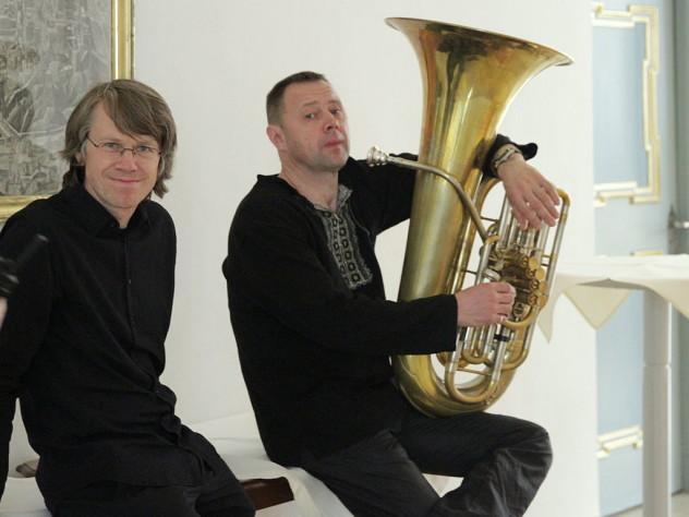 Henning Sieverts, Francois Thuillier