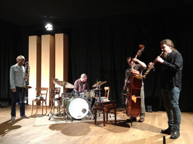 Foils-Quartet-official
